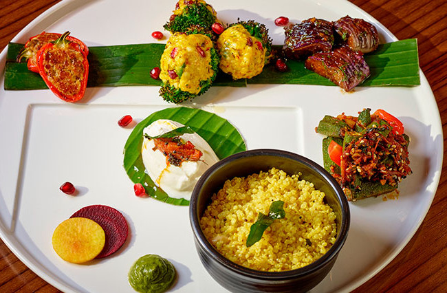 Chutney Mary's unique cuisine is based around a complete Indian culinary experience that reflects the country's regional tastes, styles and nuances, using only the finest ingredients