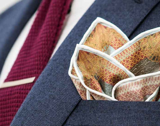 Rampley & Co Pocket Squares