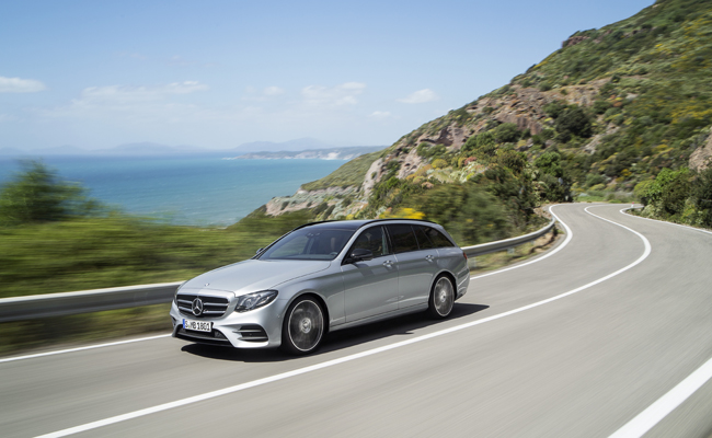 New technology and design combines to create an enhanced E-Class model.