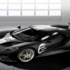 Historic racing meets new model in Le Mans tribute.