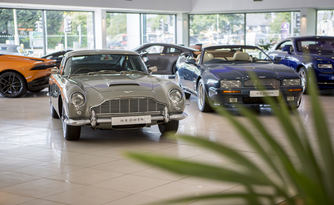 High-performance car purchasing just got easier thanks to H.R Owen Ecurie.