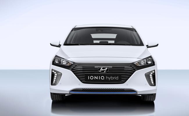 Hyundai ready to launch the IONIQ to the market.