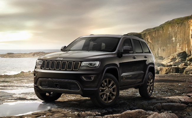 As part of a raft of upgrades, Jeep are set to bolster the Grand Cherokee range even more.