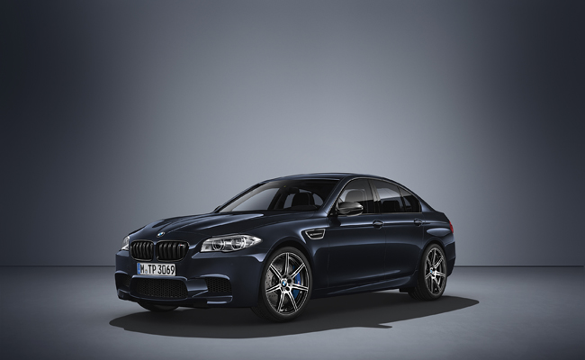 Special edition M5 model goes on sale.
