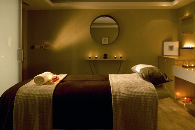 Macdonald Bath Hotel - Spa Room