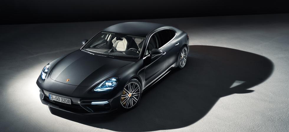Porsche Panamera gets a second generation upgrade.