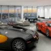 Porsche meets luxury condos in Florida.