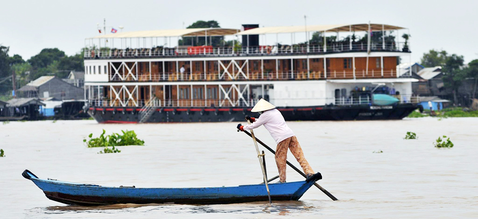 The Pandaw Luxury River Cruise: An Odyssey on the Mekong from Saigon to Phnom Penh