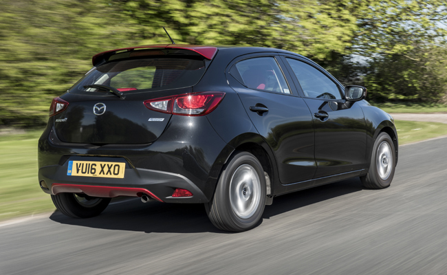 Mazda unveil a limited edition Mazda2.