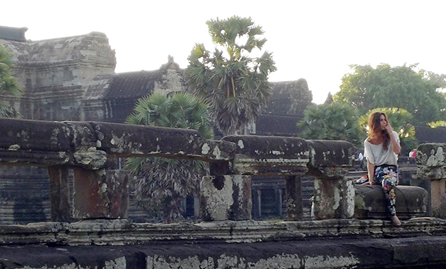 Siem Reap Cambodia...Well worth a space on your must-travel-to short list!