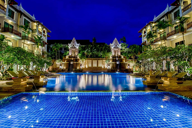 Sokha Angkor Pool