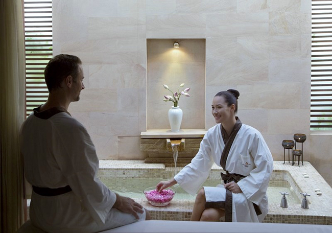 Spa Time for Two at the Anantara Angkor Resort