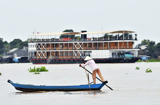 The RV Mekong Pandaw Riverboat Experience