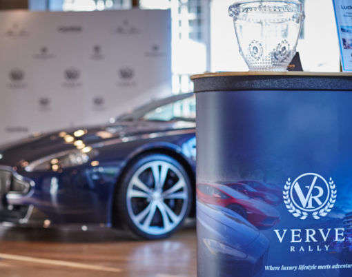 Luxury meets the outdoors with the Verve Rally.