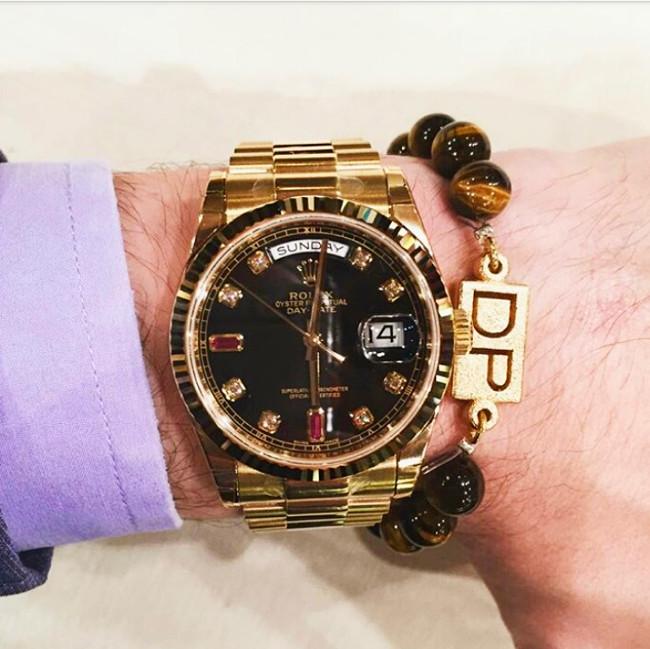 The Gold Tiger Eye Canterbury Series Bracelet