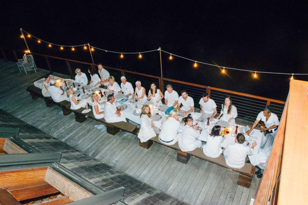Necker Island White Party