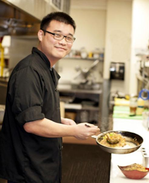 Chef Eric Do of Toro Toro Miami