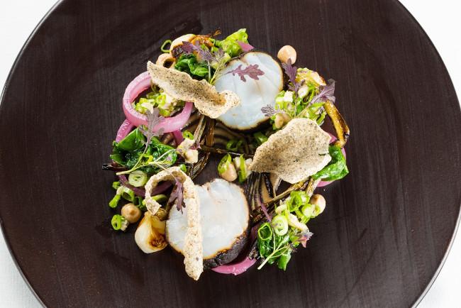 dish at L'Autre Pied