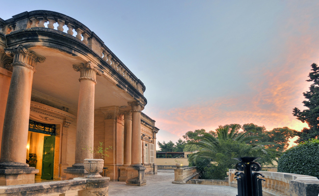 Embracing vintage beauty will be the Corinthia Palace Hotel & Spa this October.