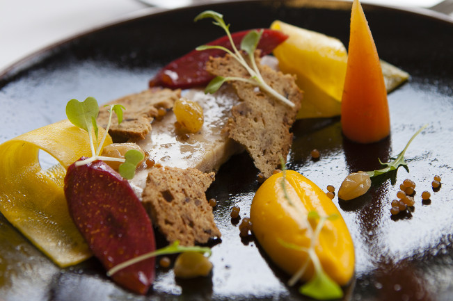 Food is at the heart of what they practice and preach at Eckington Manor