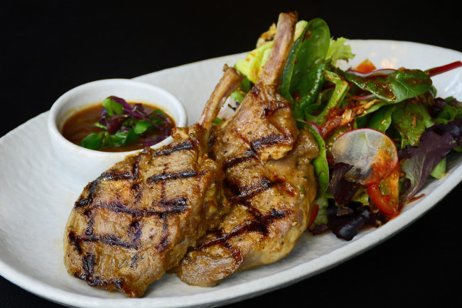 Grill - Herbed Lamb Chop_3