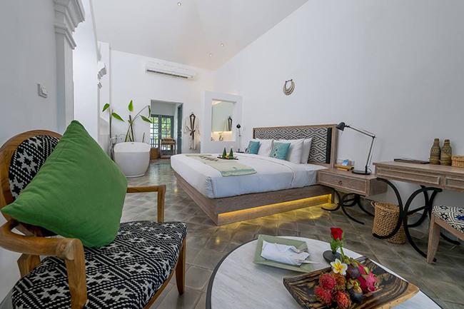 Honeymoon Suite at Kiridara Mekong Villa