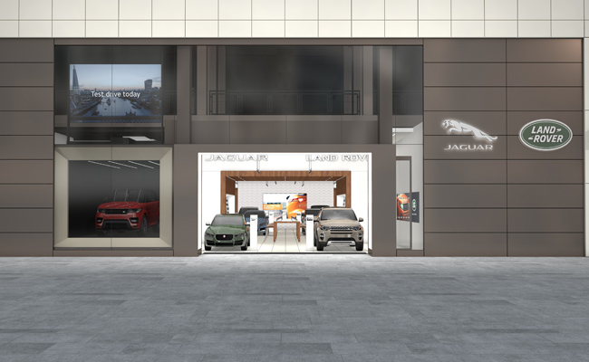 Putting the buyer first is a primary trait of Jaguar Land Rover and is relatable in their latest development for West Stratford store.
