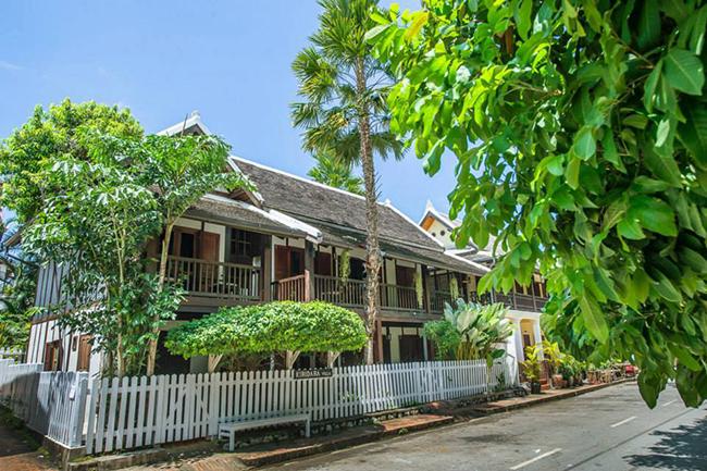 Kiridara Villa Ban Kili Luang Prabang on the Peninsula