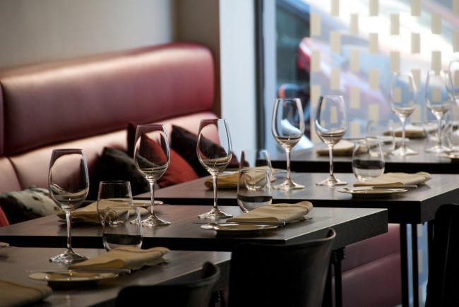 L Autre Pied London Restaurant