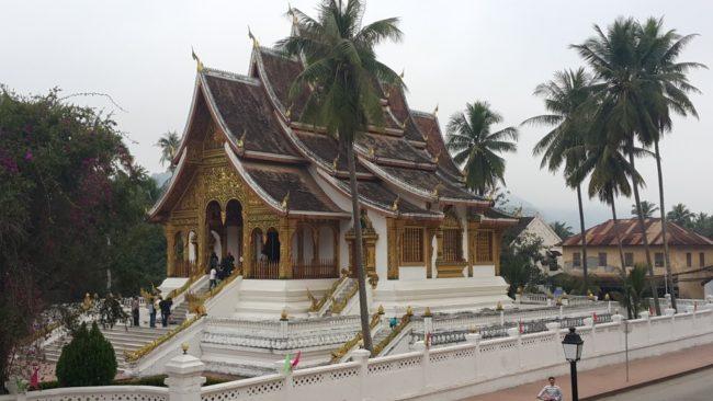 Luang Prabang Buddhist Temples