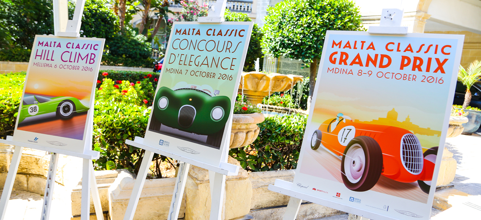 Vintage beauty set to hit Malta for Classic Car festival in October.