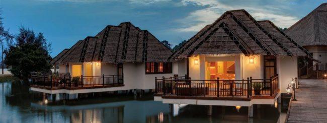 Moha Mohori Chalet Villas at the Sokha Beach Resort in Sihanoukville Cambodia