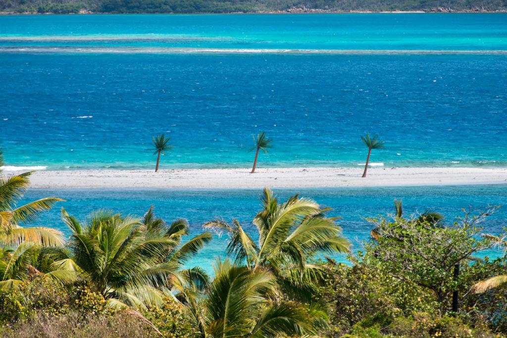Necker Island Spit Islands