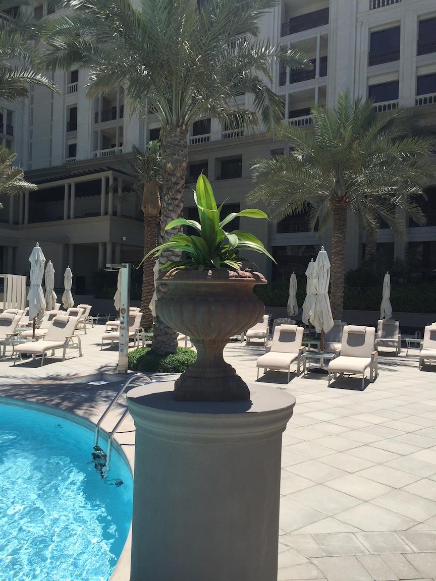 Palazzo Versace Dubai pool