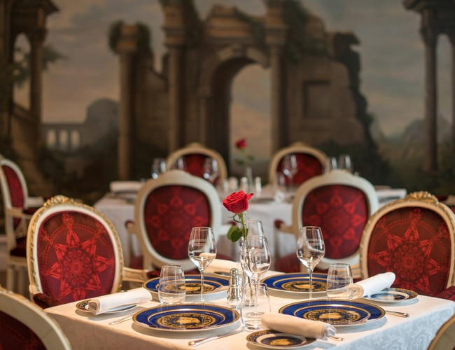 Palazzo Versace Dubai Vanitas Restaurant