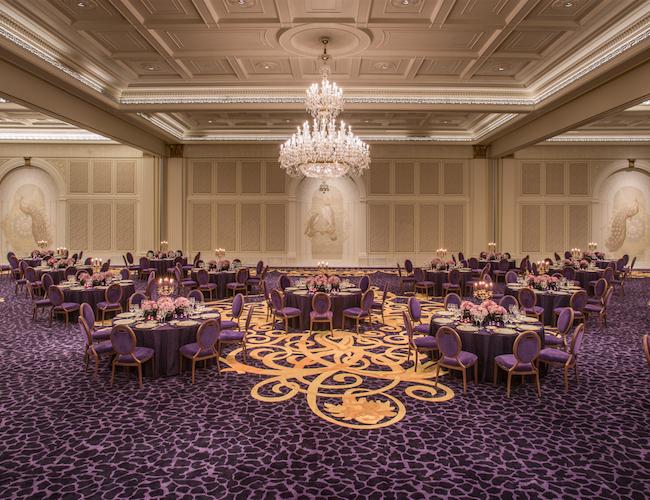Palazzo Versace Dubai ballroom