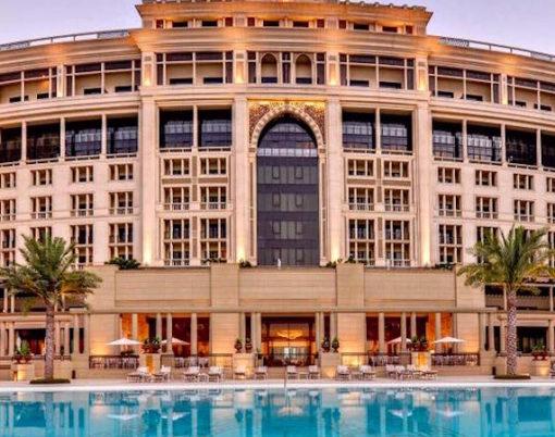 Palazzo Versace Dubai Exterior