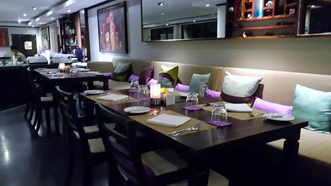 Phu Doi Restaurant at Kiridara