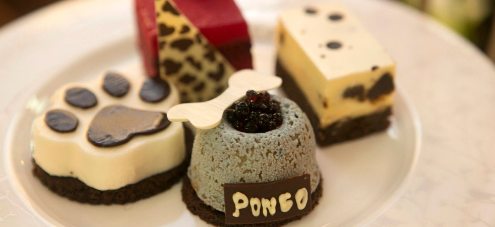 Review dalmatian inspired afternoon tea at sheraton grand for Ag inspired cuisine