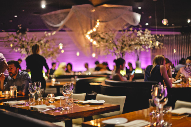 Restaurant Review Stk London Me London Covent Garden