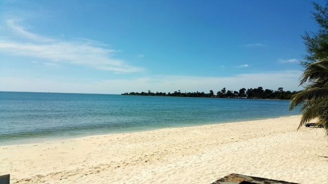The Flawless Beaches of Sokha Beach Resort