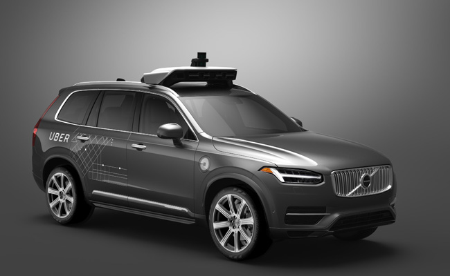 Autonomous driving takes a step  forward thanks to new Volvo and Uber partnership.