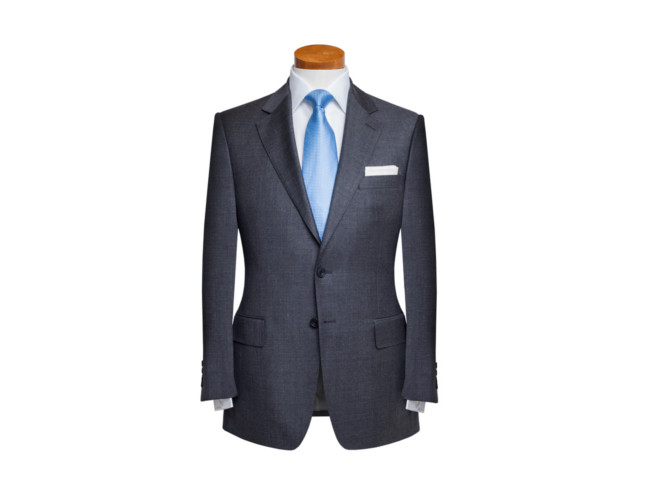 Buy the Dege Skinner suit, to perfect the Bond-like look.