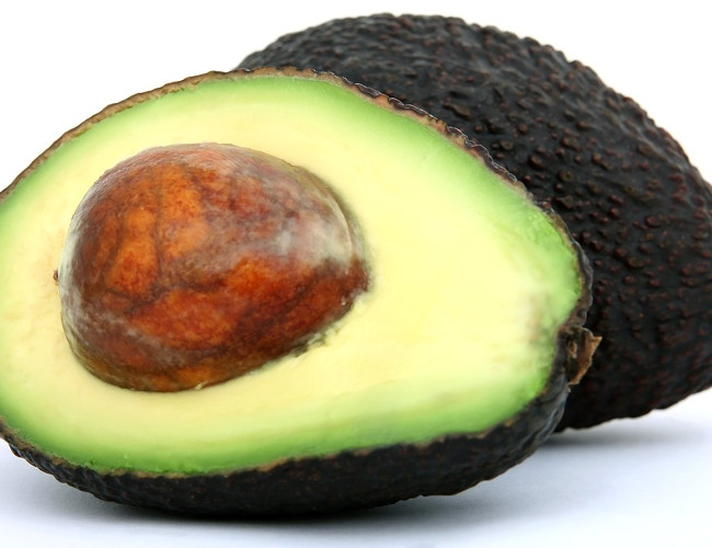 An avocado has a range of health benefits, including being a vital source of Vitamin B during pregnancy. Image Credit: pixabay.com