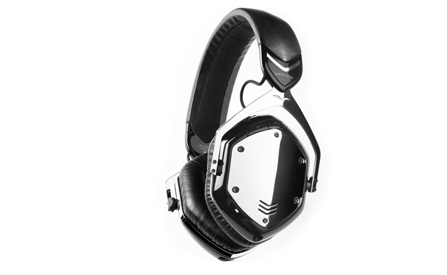 Luxury meets technology with a big tick thanks to the V-Moda Crossfade Wireless headphones.