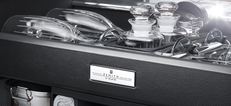 Picnic in style on your road trip this summer with the Rolls-Royce Hamper.