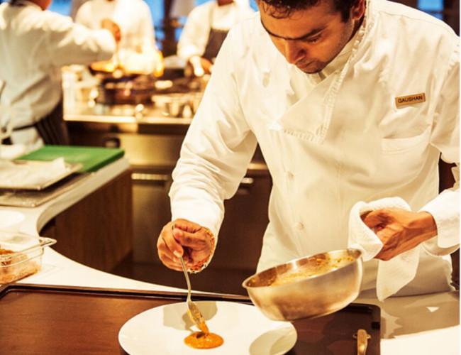 Aragu Restaurant & Cru Lounge - Chef Gaushan De Silva.