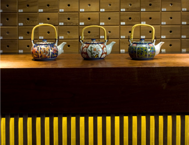 Try the Chinese Tea Chest at Royal China