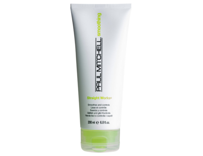 Paul Mitchell Straight Works, £15.75 for 200ml.