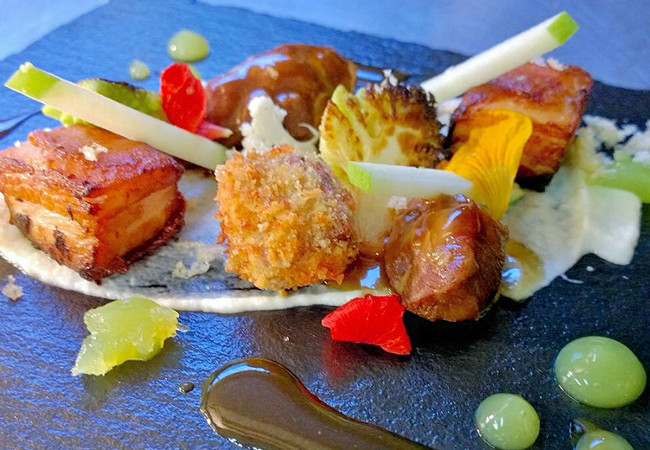 The Stables Restaurant, which opened June 2015, specialises in the very best seasonal cuisine